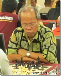 Lim Kian Hwa, MAS