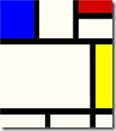 Mondrian for Lara
