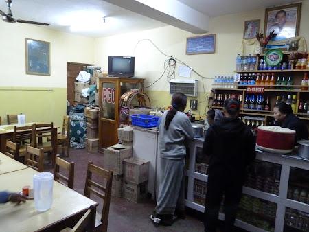 Interior magazin Paro Bhutan