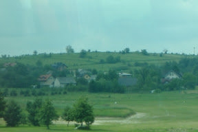 More Polish countryside...