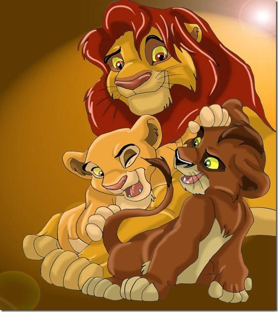 El Rey León,The Lion King,Simba (92)
