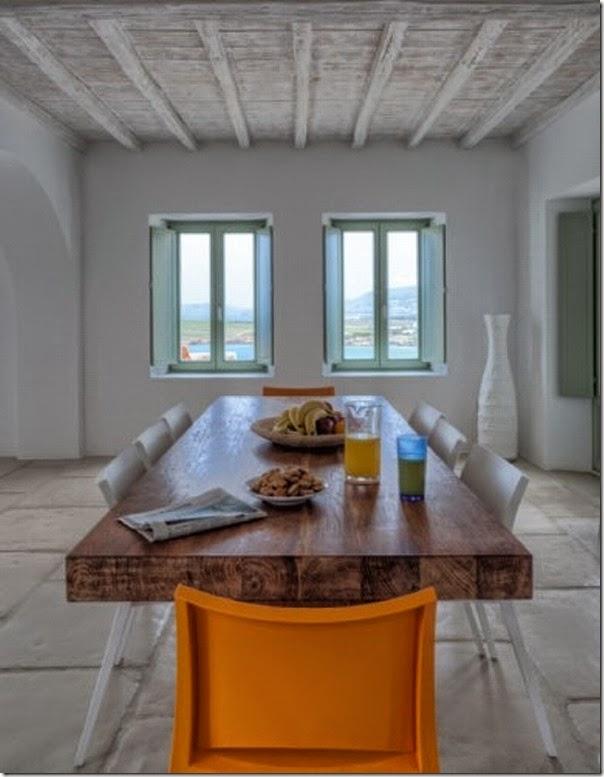 Grecia il potere del bianco case e interni for Case a buon mercato 4 camere da letto