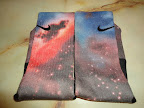 nike basketball elite lebron socks galaxy 2 05 Matching Nike Basketball Elite Socks for LeBron 9 Miami Vice