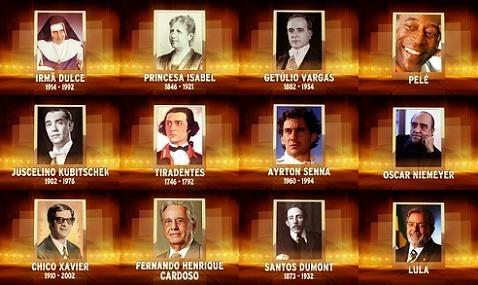 Maiores-Brasileiros-de-Todos-os-Tempos-Reprodução-SBT