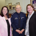 Family Violence Forum with Dee Ryall and Chief Commisioner Ken Lay
