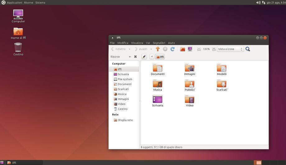 MATE in Ubuntu 14.04 Trusty LTS