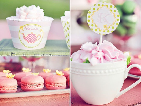 tea-party-cupcakes-macaroons