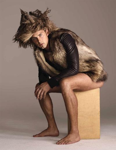 Matthias Vriens-McGrath for Zoo magazine No. 32 F/W 2011.  Styled by Nicolas Klam.