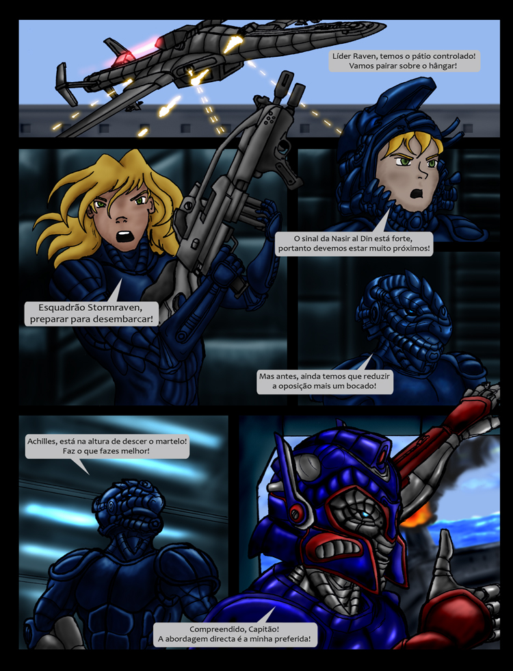 Protector da Fé - Pagina 12