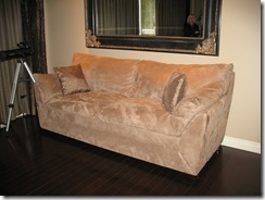 sofa for master client will purchase