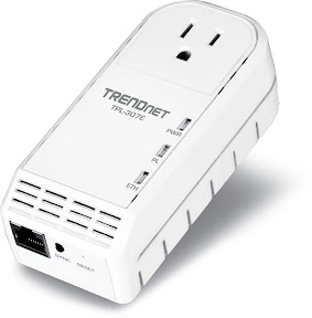 TRENDnet Launches Compact 200 Mbps Powerline Adapter with Bonus Plug