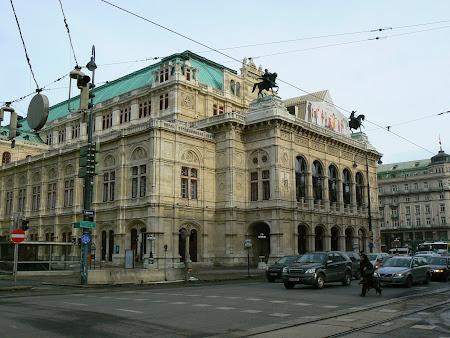 Obiective turistice Viena: Opera de Stat