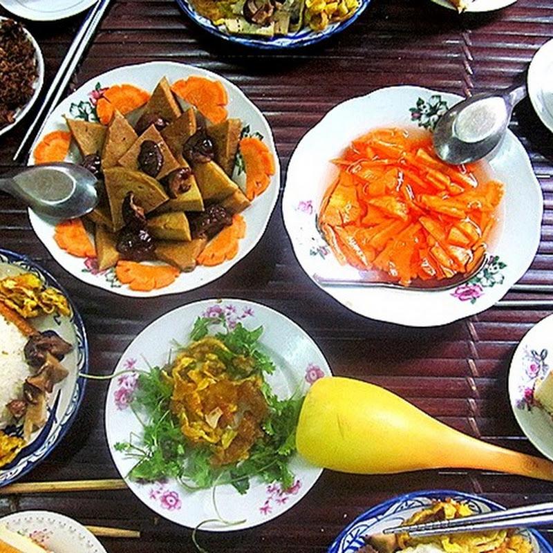 Thực đơn món ăn chay