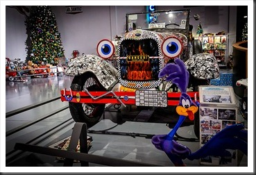 Robert Luczun's 1928 Ford Car-Toon Truck
