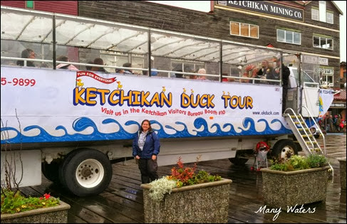 Many Waters Ketchikan Duck Tour