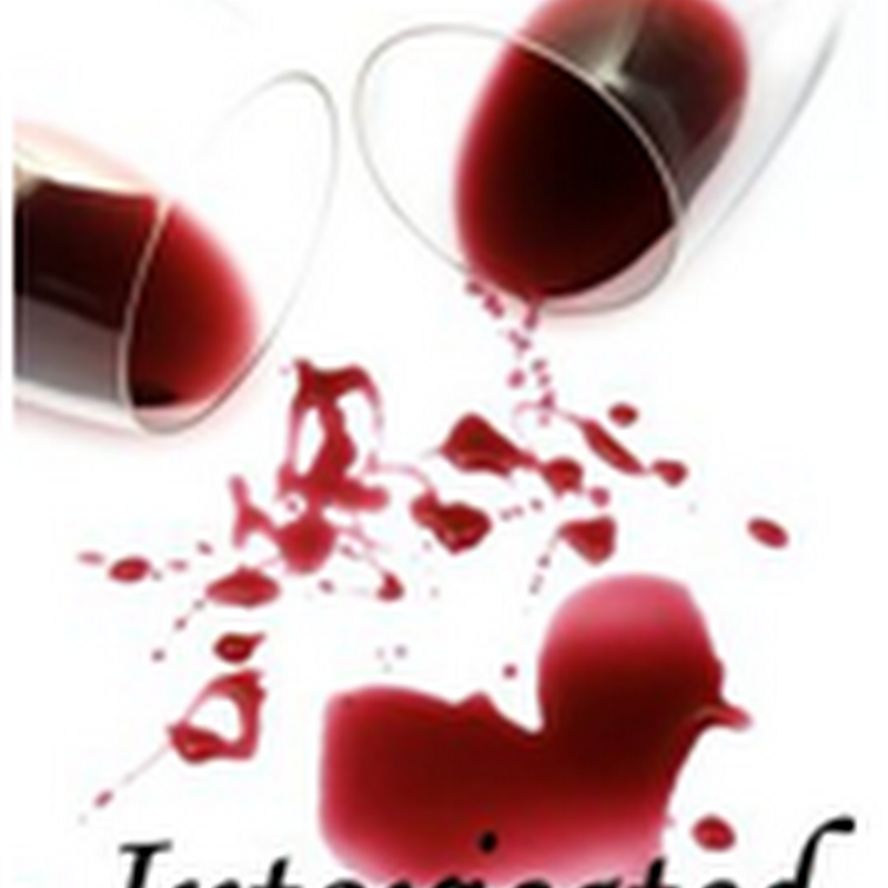 Orangeberry Book of the Day - Intoxicated by Alicia Renee Kline (Excerpt)