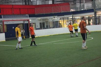 Soccer Game - 02