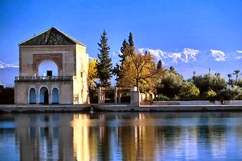 Tourism And Travel The Most Beautiful Sights In Marrakech
