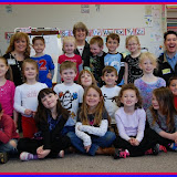 WBFJ Cici's Pizza Pledge - Hopewell Elementary - Mrs. Pope's Kindergarten Class - Trinity - 3-13-13