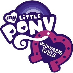 My Little Pony: Equestria Girls title/logo