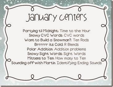 jan centers list