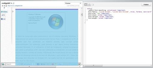WebPutty-CSS