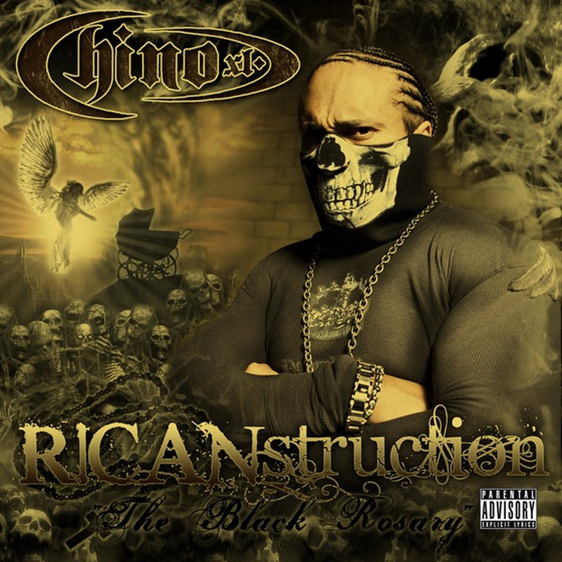 Chino XL - 'RICANstruction: The Black Rosary' (2 CD) (2012)