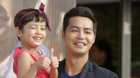 Jana Agoncillo and Zanjoe Marudo - Dream Dad
