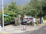 Statue of Lenin in the Fremont neighborhood of Seattle