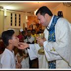 1ª Eucaristia - Paróquia Nossa Senhora do Resgate - Fotos: Daniel Fotógrafo