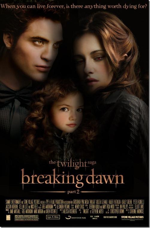 The Twilight Saga Breaking Dawn Part 2 แวมไพร์ทไวไลท์ 4 เบรคกิ้งดอร์น ภาค 2 [HD Master]