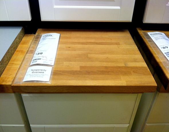 LAGAN countertop