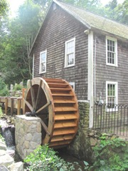 Cape Cod Brewester grist mill2