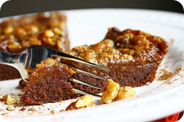 brownie pumpkin pie 7