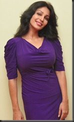 Asha Saini Hot photo stills at Sahasra sucess meet