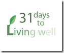 31-days-to-Living-Well
