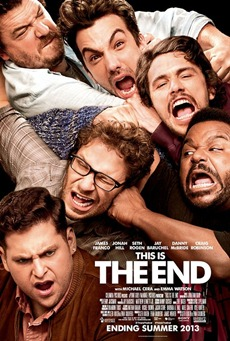 Poster This is the End