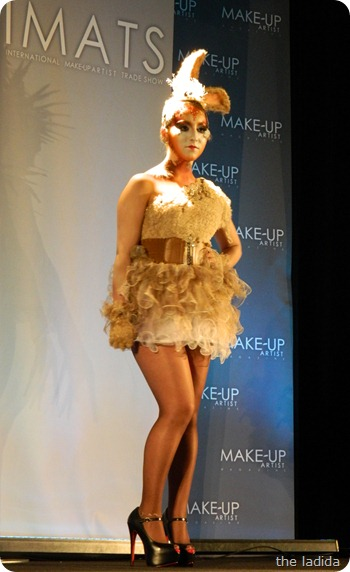 IMATS Sydney 2012 - Beauty Fantasty - Wild Kingdom - Chiahui Lin (4)