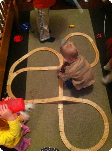 Nehemiah Loves Trains