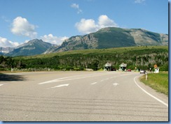 1280 Alberta Hwy 5 South - Waterton Lakes National Park - Park Entrance
