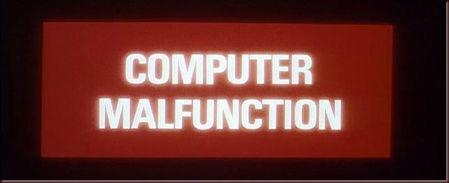 Mal funcionamiento del ordenador