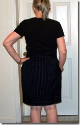 Simplicity 2413 Back view