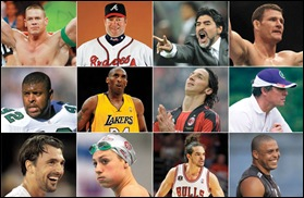 esportistas homofobicos