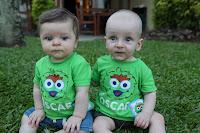 Ethan and Oscar