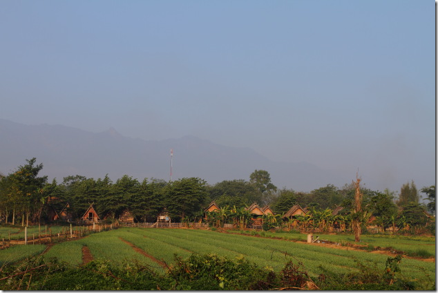 Pai Village, Thailand