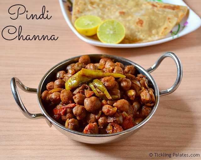 Pindi channa recipe | ticklingpalates.com