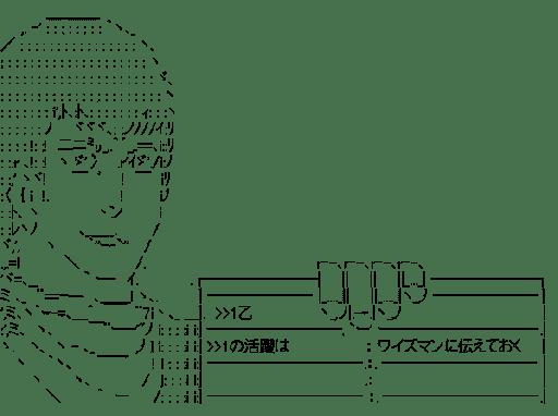 キリコ・キュービィー メッセージボード (装甲騎兵ボトムズ)