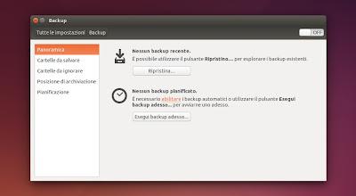 Ubuntu 14.04 - Déjà Dup