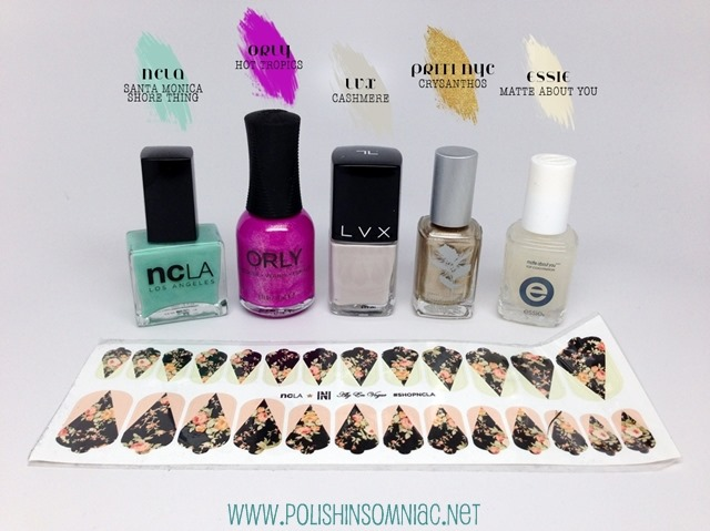 Nailbox Trendbox Pre-Fall 2014 curated by Chalkboard Nails