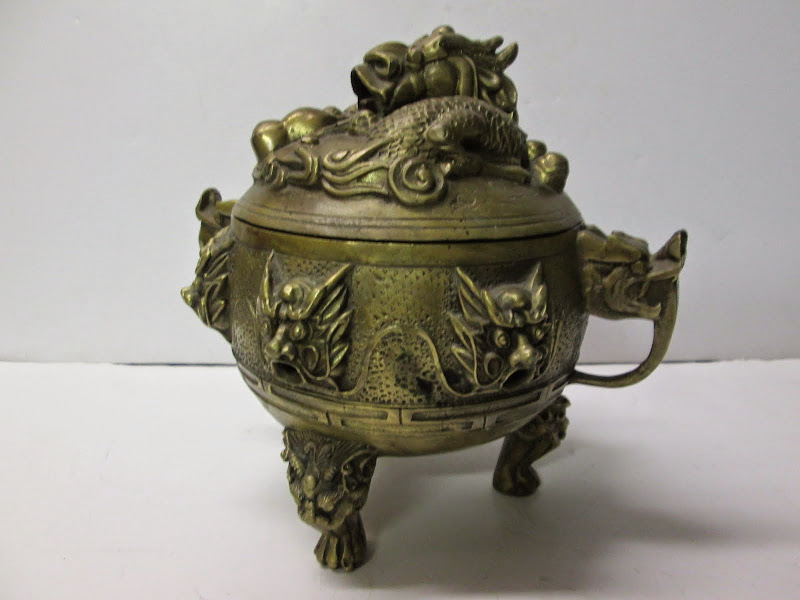 Asian Incense Burner